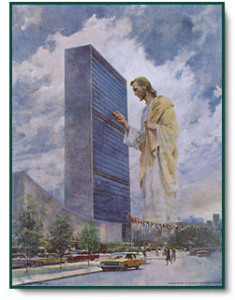 "Harry Anderson, ""Prince of Peace"""
