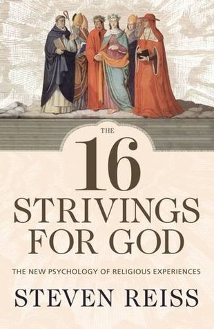 16 Strivings for God