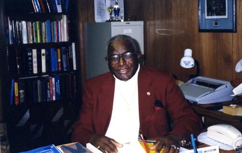 Reverend Lonnie A. Simon