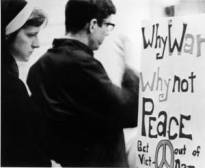 Blessed are teh Peacemakers